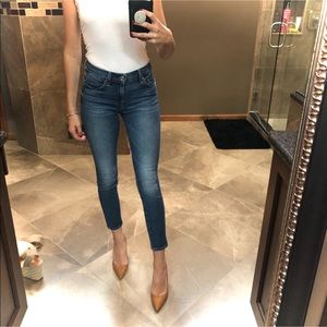 7 For All Mankind Hi Rise Jeans